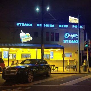 Oregon Steaks